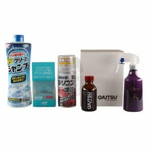 soft99 qjutsu body coat essential kit