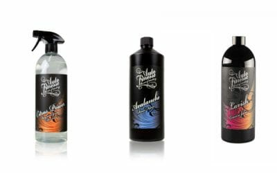 Auto Finesse Produkter