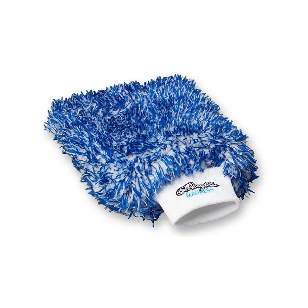Microfibre Madness incredimitt_blue Vaskehandske