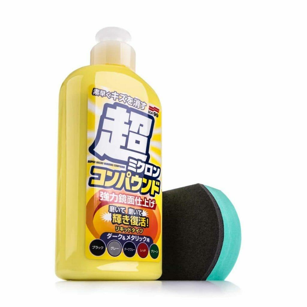 Soft99 Micro Liquid Compound