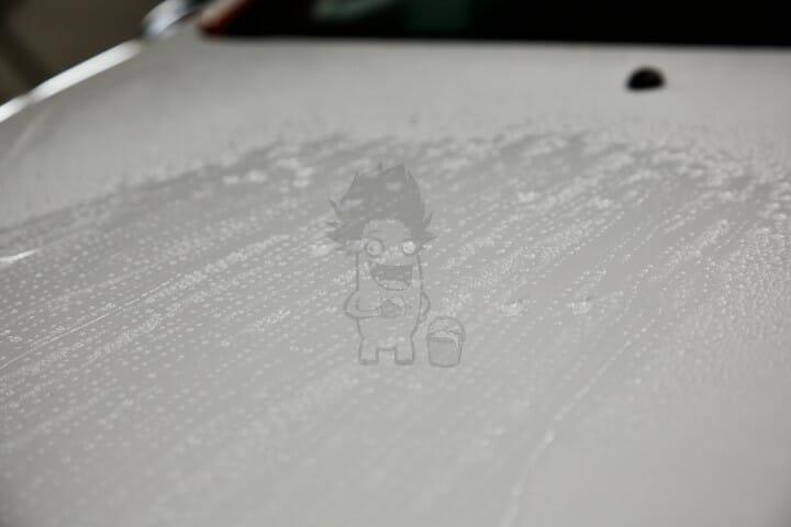 Turtle Ceramic Spray Coating beading