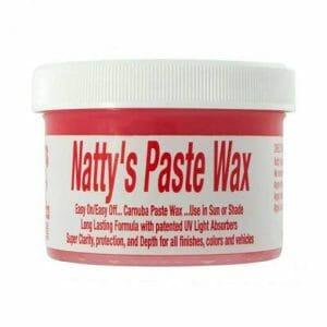 Poorboys Nattys Paste Wax Red