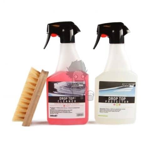 ValetPRO Drop top cleaner + protector