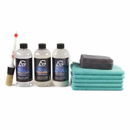 Auto Glanz læderpakke Kit